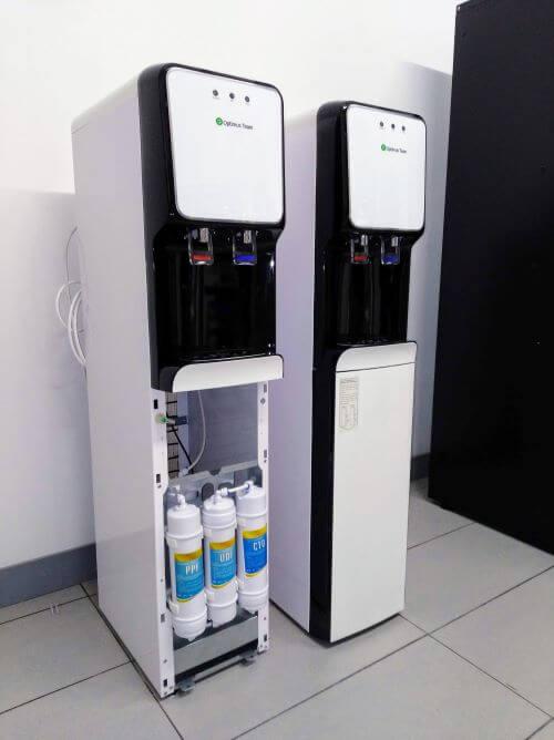 Dispensador de Agua con Exito