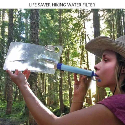 Purificador de Agua Portatil