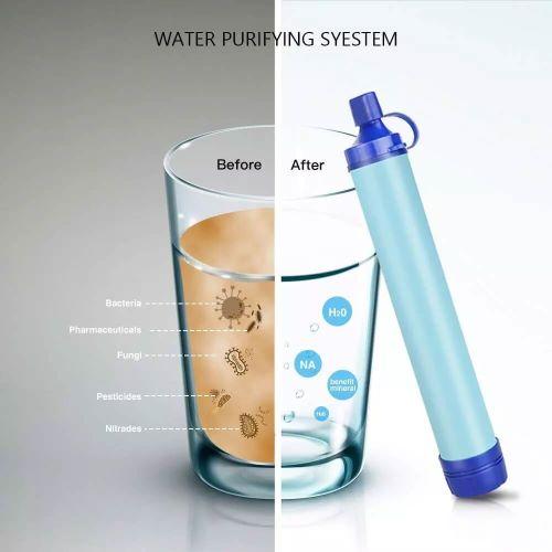 Filtro de Agua para Camping